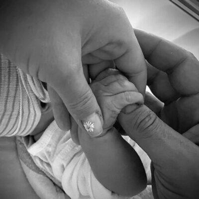 Nació la hija de Katy Perry y Orlando Bloom