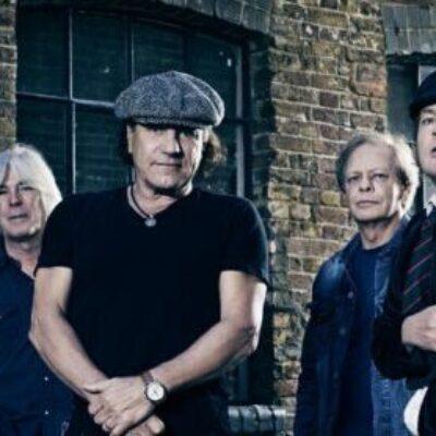 AC/DC está tramando su regreso en redes sociales