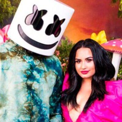 'OK Not To Be OK': la esperada colaboración de Demi Lovato y Marshmello