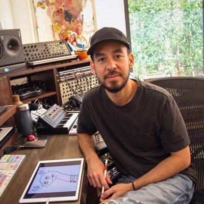 Mike Shinoda (Linkin Park) lanza 'License to Waltz' y anuncia el tercer set de 'Dropped Frames'