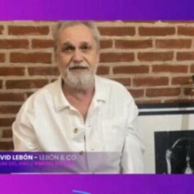 David Lebon se quedó con el Gardel de Oro 2020