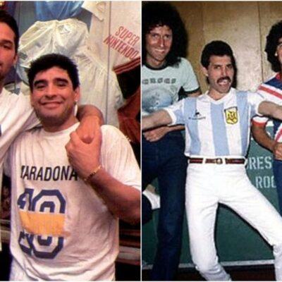 Murió Maradona | Artistas de todo el mundo expresaron su dolor
