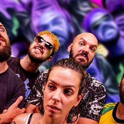 Mustafunk lanza «Rodrigo a 2000» como adelanto de su disco