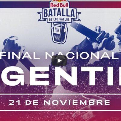 Red Bull Batalla de los Gallos en vivo