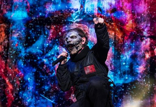 Corey Taylor en vivo