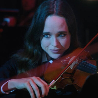 Elliot Page: Las difíciles clases de violín para «The Umbrella Academy»