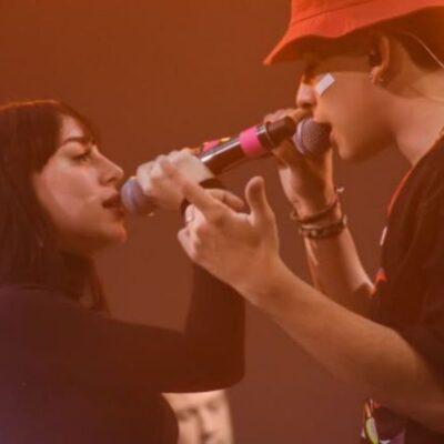 Buenos Aires Trap: Nicki Nicole y Trueno hicieron «Mamichula» en vivo por primera vez.
