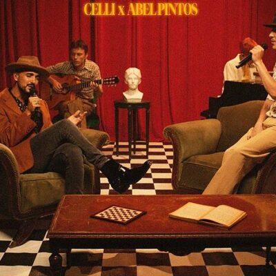 Abel Pintos se une a Celli en su canción «Por Amor Al Arte»