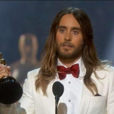 Jared Leto no encuentra su Oscar
