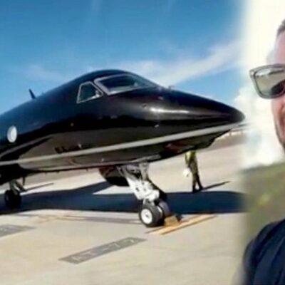 Maluma y su avión privado: «no es un lujo, es una necesidad»