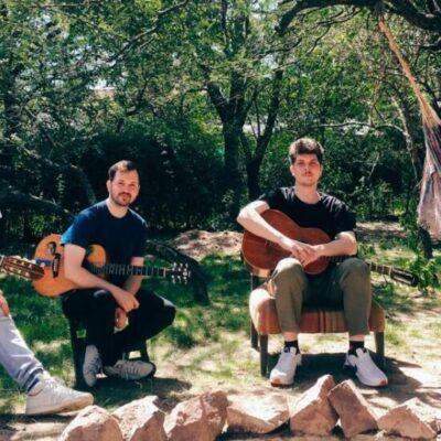 Raly Barrionuevo y Rayos Laser grabaron un tema juntos