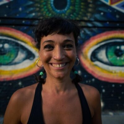Sol Pereyra le pone música y voz al primer equipo femenino de E-Sports
