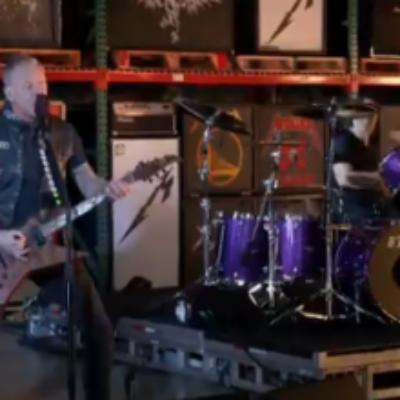 Metallica cerró el Super Bowl con su primer show del año