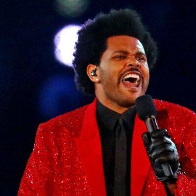 ¿Qué paso con The Weeknd en el Super Bowl?