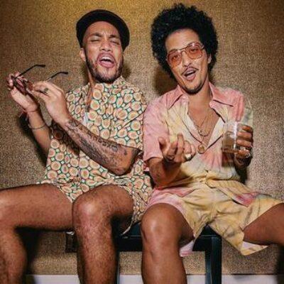 Bruno Mars estrena la primer canción de su disco con Anderson .Paak