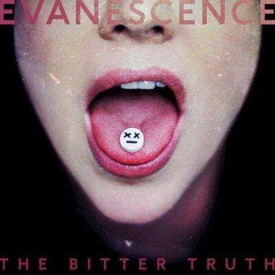 Así es el nuevo álbum de Evanescence «The Bitter Truth»