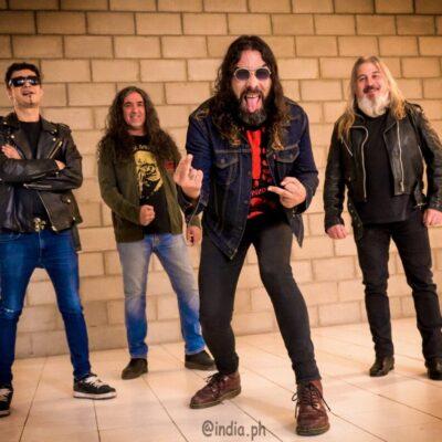 Malón presento nuevo baterista y anunció nuevo disco