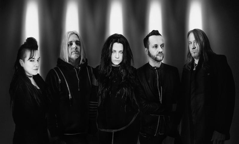 Evanescence Lick