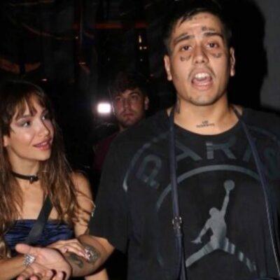 Brenda Asnicar enfrentó los rumores de su separación con Duki