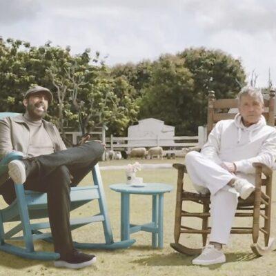 Ricardo Montaner y Juan Luis Guerra lanzan una canción juntos por primera vez