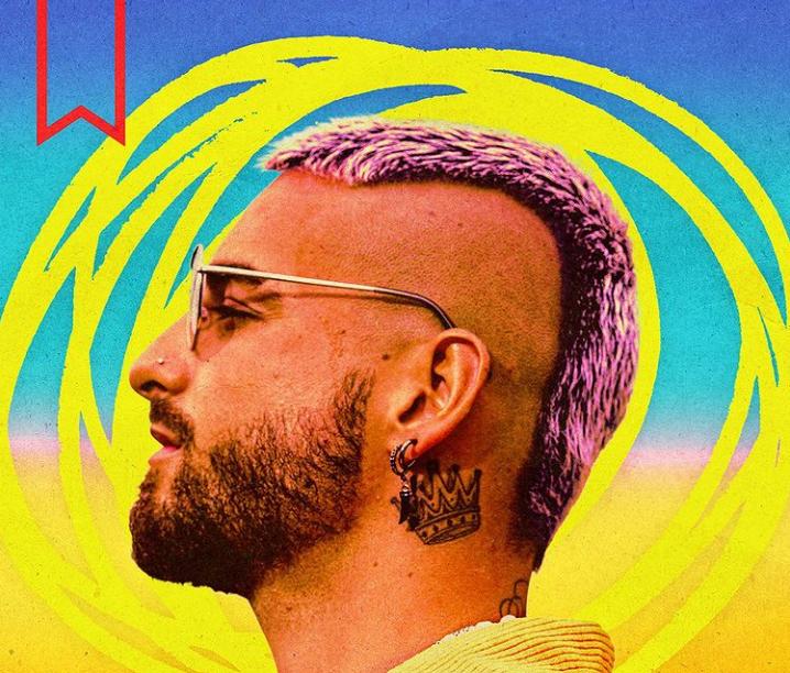 Maluma estrena nueva canción en el Dia de La Tierra
