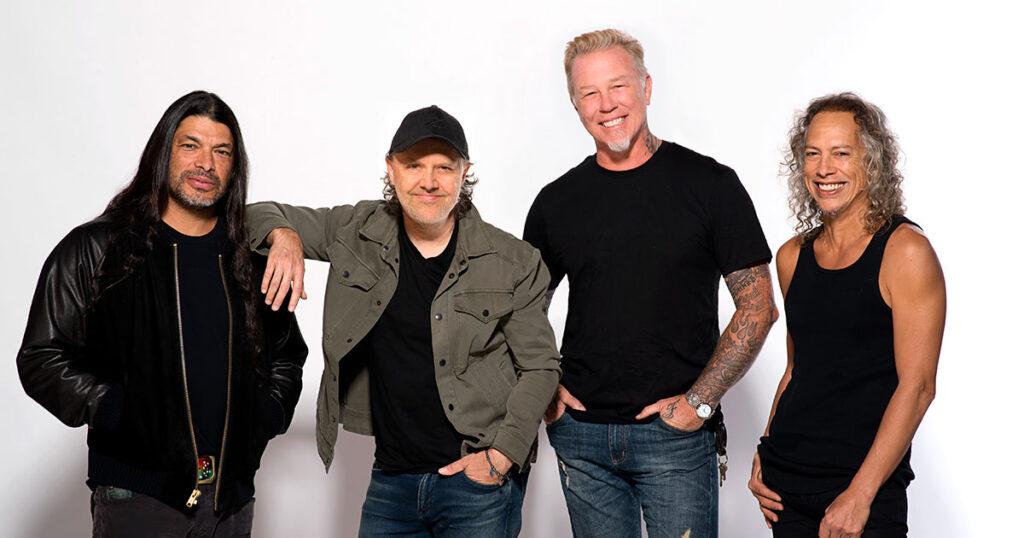 Metallica 2021