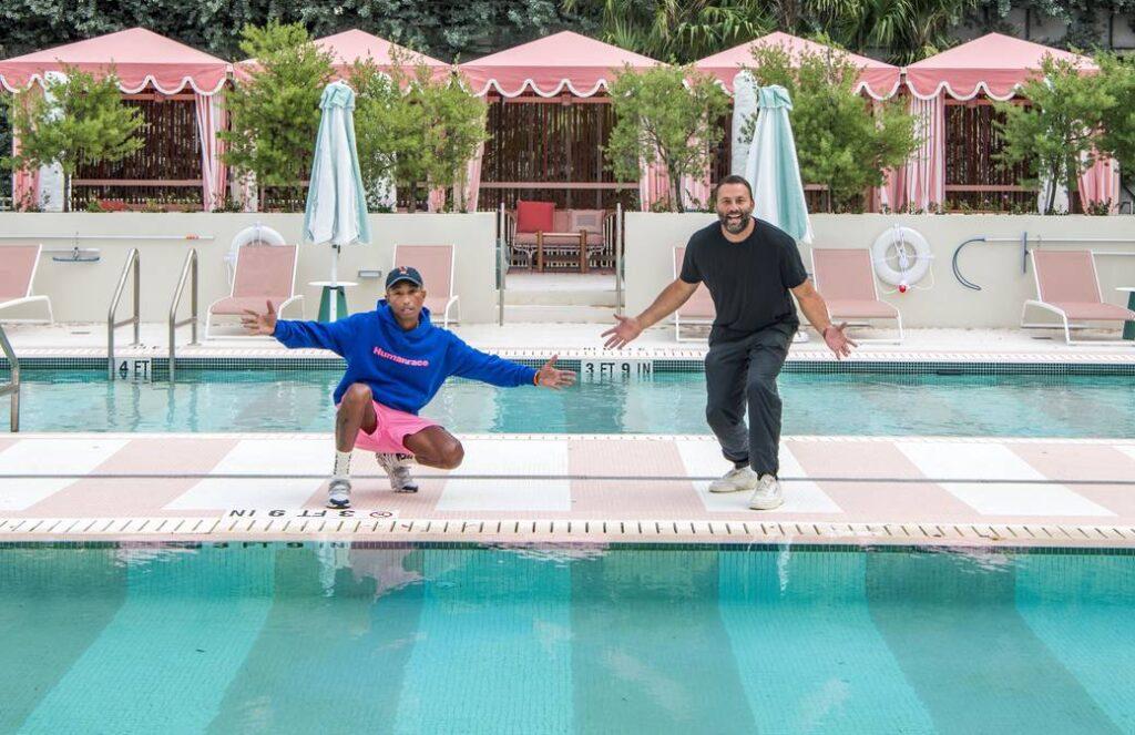 """Pharrell Williams abrió un hotel basado en la canción """"Happy"""""""