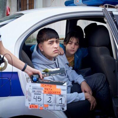 Tiago PZK llega al cine protagonizando la película «Cato»