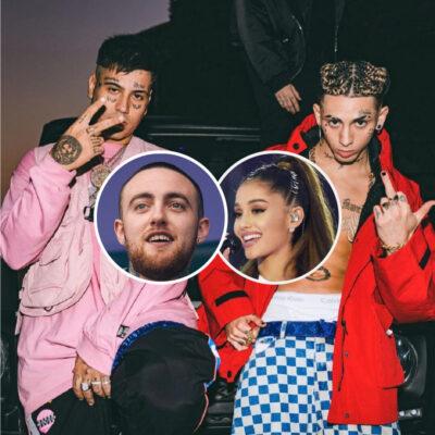 Khea y Duki citan a Ariana Grande y Mac Miller en su nuevo tema y los fans enfurecen