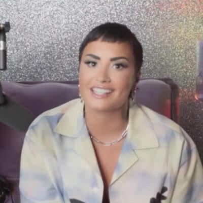 'Estoy orgulloso': Demi Lovato se declara con género no binario