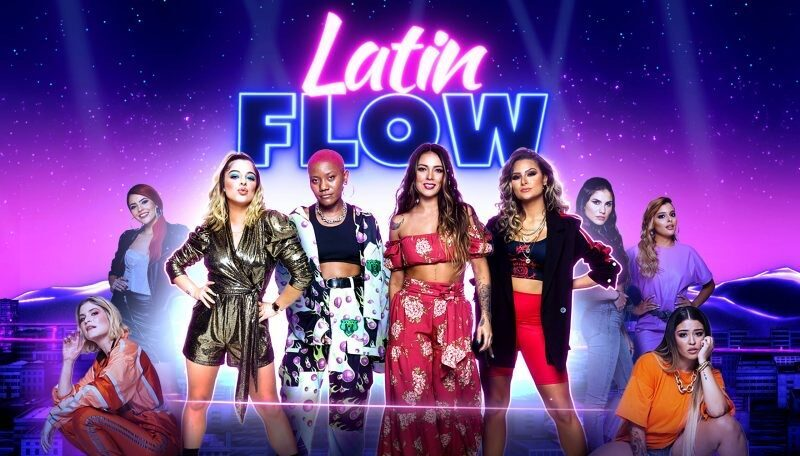 Pitizion confirmada en Latin Flow