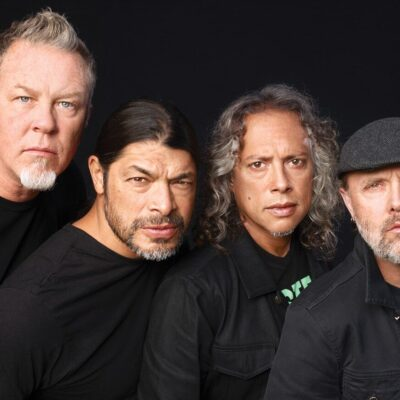 Metallica: Kirk Hammett dice que está usando el tiempo de inactividad del coronavirus para mantenerse creativo