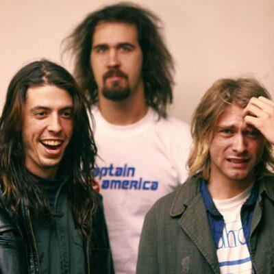 Nirvana fue demando por Derechos de Autor de una imagen