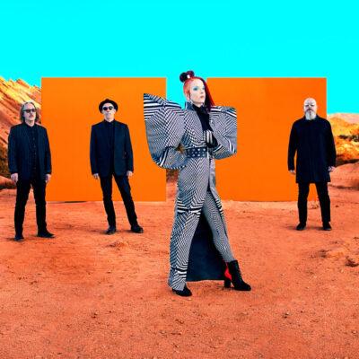 Garbage estrenó su esperado nuevo álbum «No Gods No Masters»