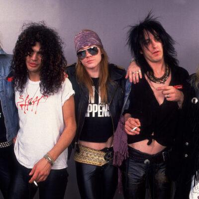Guns N' Roses estrenó nueva canción luego de 13 años sin lanzamientos.