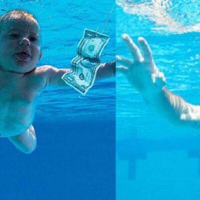 El bebé de 'Nevermind' de Nirvana demandó a la banda
