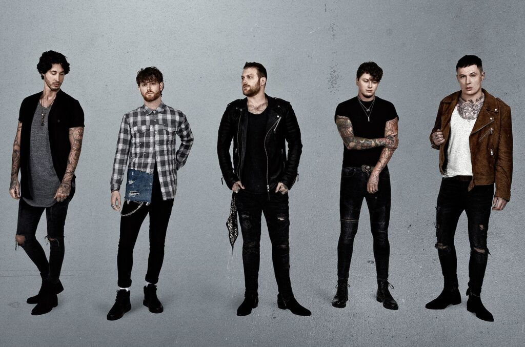 Asking Alexandria presenta 'See What's On The Inside'